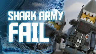 For Ninja, the Shark Army is the FAIL army! Check out the Mantaray Bomber fly-by fail and get all the skills. Cause' you gotta know one to be one. KNOW NINJA. BE NINJA.