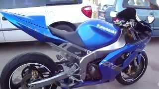 6. Kawasaki ninja zx-6rr 636 2003