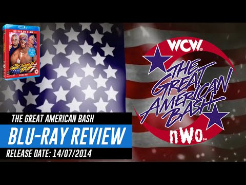 WWE United We Slam: The Great American Bash (Blu-Ray Review)