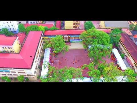 Quang cảnh trường THCS Ngô Sĩ Liên Bắc Giang