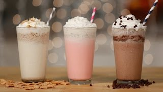 Make 3 Frappuccinos From Starbucks' Secret Menu | Eat the Trend