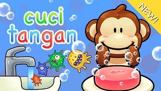 Lagu Anak Indonesia   Cuci Tangan