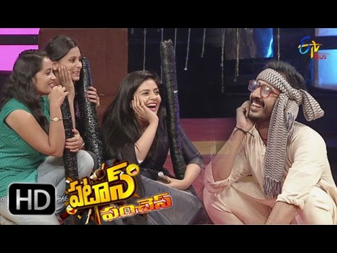 Patas Punches | 28th April 2017 | Full Episode 124