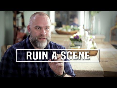 How A Screenwriter Can Ruin A Scene by Adam Skelter