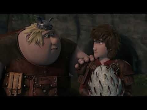 Dragons Race To The Edge Season 6 scene on Final episode!