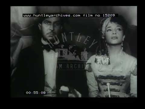 Adventure Film Trailer, 1950s - Film 15209