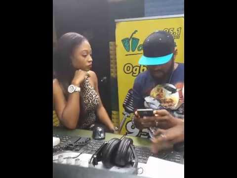 Big Brother Naija: Cocoice interview in Lagos