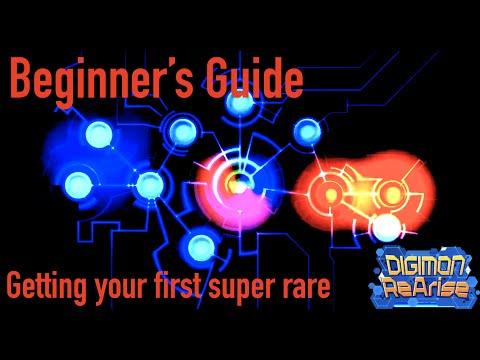 Digimon ReArise - Beginner's Guide