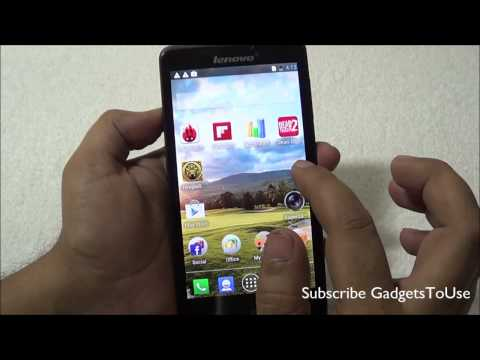 Lenovo P780 Full Review, Unboxing, Camera, Gaming, Benchmarks, Price ...