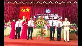 Đại hội đại biểu Đảng bộ phường Phương Đông lần thứ XXII, nhiệm kỳ 2020-2025