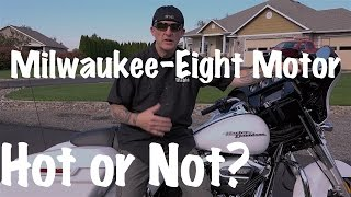 10. Touring Harley Street Glide-Milwaukee Eight 107 CI Motor-Review | Biker Podcast