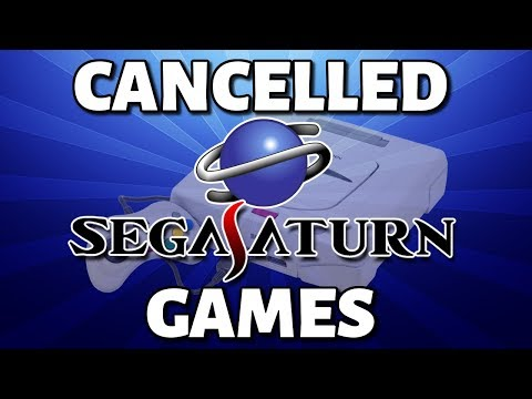 15 Cancelled Sega Saturn Games