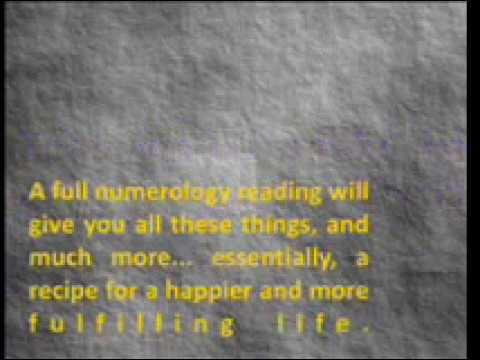 numerology reading - http://www.quality-best.com/123-numerology/ -- 123 Numerology right here! If You Have An Email Account, Now You Too Can Receive a FREE Sample Of One of the M...