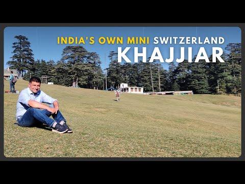 EP 12 Chamba to Khajjiar to Dalhousie, Dainkund   Himachal Pradesh Tourism