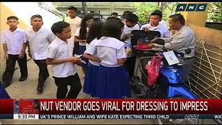 Video Nut vendor goes viral for dressing to impress MP3, 3GP, MP4, WEBM, AVI, FLV November 2018