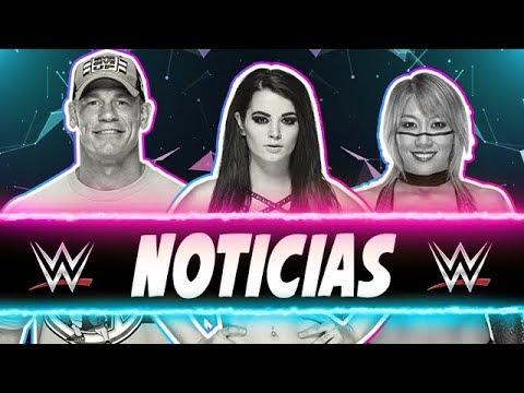 WWE Noticias || Paige se Retira, John Cena en Nickelodeon, y mas