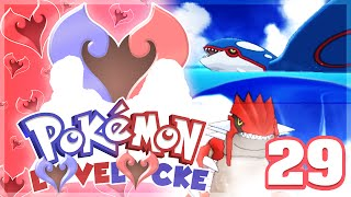 Pokemon LoveLocke Let's Play w/ aDrive and aJive Ep29 MEGA MAXIE / ARCHIE | Pokemon ORAS by aDrive
