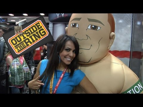 Outside the Ring - Superstars and Divas take over Comic-Con - Episode 14