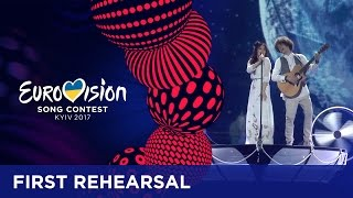Naviband will represent Belarus at the 2017 Eurovision Song Contest in Kyiv with the song Story Of My Life