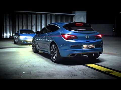Opel Astra OPC Opel Astra OPC