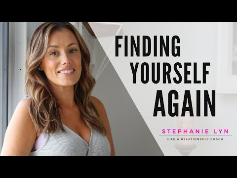 How To FIND YOURSELF AGAIN After A BREAKUP! (Stephanie Lyn Coaching)