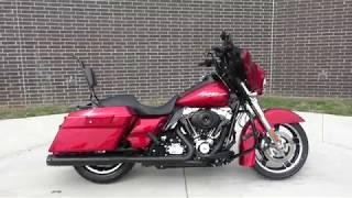 7. 664571   2013 Harley Davidson Street Glide   FLHX