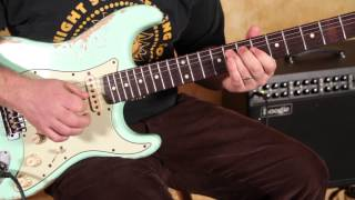 Jimi Hendrix Inspired Guitar Licks Lesson - Band of Gypsys - Buddy Miles - Style - Fender Strat