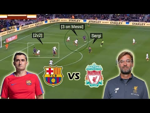 Tactical Preview | Jurgen Klopp Vs Ernesto Valverde | Barcelona Vs Liverpool
