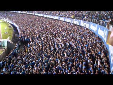 Geral do Grêmio - Somos Gremistas do Mundial - Grêmio 2 x 0 Bahia - 24/05/2012 - Geral do Grêmio - Grêmio