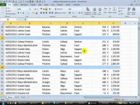 Excel 2010 worksheets not visible