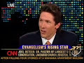 Jesus Christ - Joel Osteen Says  Is Not The Only Way