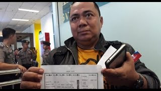 Download Video Terlambat Datang, Calon Penumpang Lion Air Ini Selamat Dari Tragedi JT-610 MP3 3GP MP4