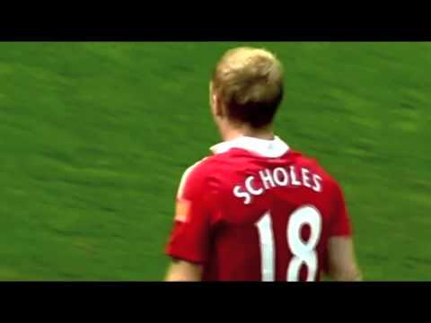 Khả năng chuyền bóng siêu hạng của Paul Scholes