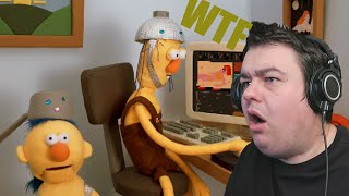 Daz Reacts to Don't Hug Me I'm Scared 2