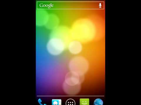 Video of Sensus Live Wallpaper