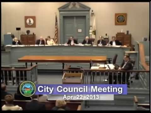 City Council Meeting (04-22-13)