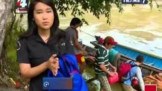 Video INDONESIAKU - Ekspedisi Sungai Kapuas Kalimantan Barat. MP3, 3GP, MP4, WEBM, AVI, FLV Mei 2019