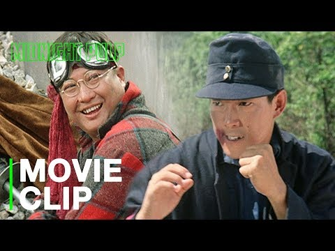 Sammo Hung Vs. Yuen Biao In Kung Fu Western | [HD] Fight Clip From 'Millionaires Express'