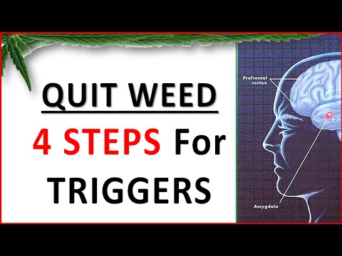 4 Steps To Control Triggers When You Quit Weed