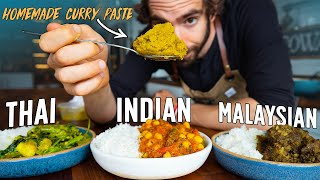 How to Finally Make Curry at Home that Doesn't Suck 🍛🍛🍛 by Brothers Green Eats
