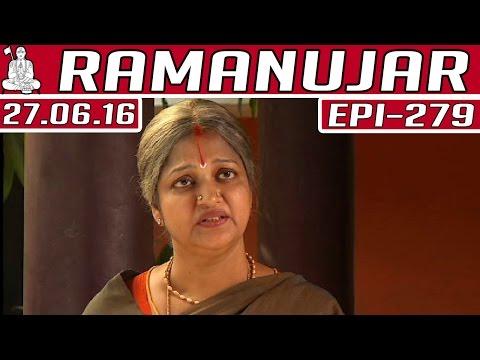 Ramanujar-Epi-279-27-06-2016-Kalaignar-TV