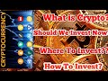 What is Cryptocurrency? How Can I buy Bitcoin? Where To Buy Ripple In India?