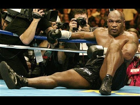 Mike Tyson   All 6 losses by KNOCKOUT