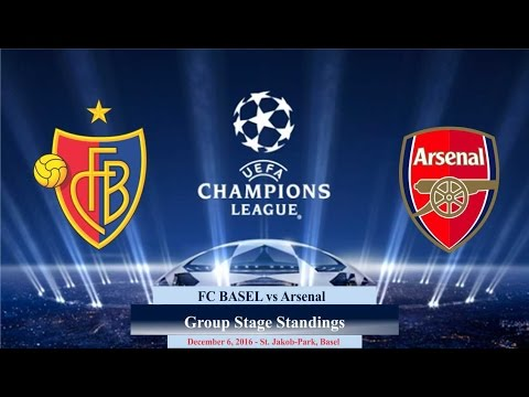 Basel vs Arsenal 1-4 All Goals & Highlights 6/12/2016 | Cuplikan Gol - UCL 2016/2017