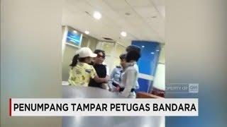 Video Mengaku Istri Jenderal, Ibu-ibu Tampar Petugas Bandara Viral MP3, 3GP, MP4, WEBM, AVI, FLV Juni 2018