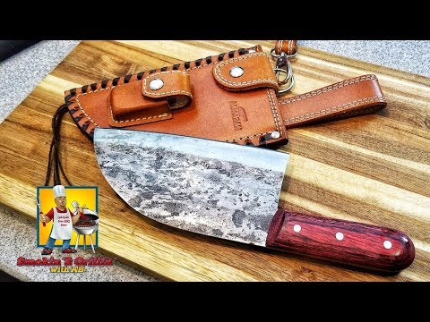 Almazan Kitchen Knife Review - MeatHeadKnives.com - Serbian Chef Knife