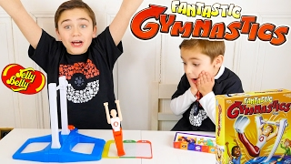 Video FANTASTIC GYMNASTICS CHALLENGE !!! Surprises ou Jelly Belly ? MP3, 3GP, MP4, WEBM, AVI, FLV Juli 2017