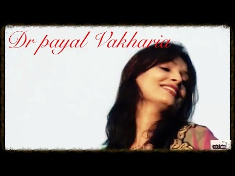 Ankhiyon Ke Jharokhon Se - Romantic Song by DR. PAYAL VAKHARIA/COVER SONG