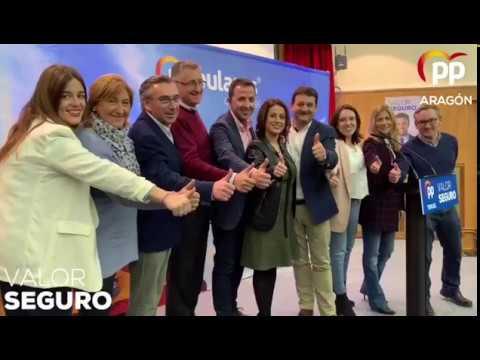 #28A Acto de campaña en Teruel