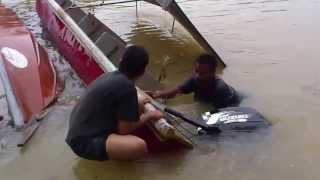 Tasik Chini Malaysia  city photos gallery : Banjir di malaysia kuantan,tasik chini